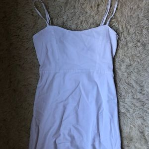 Brandy Melville white dress